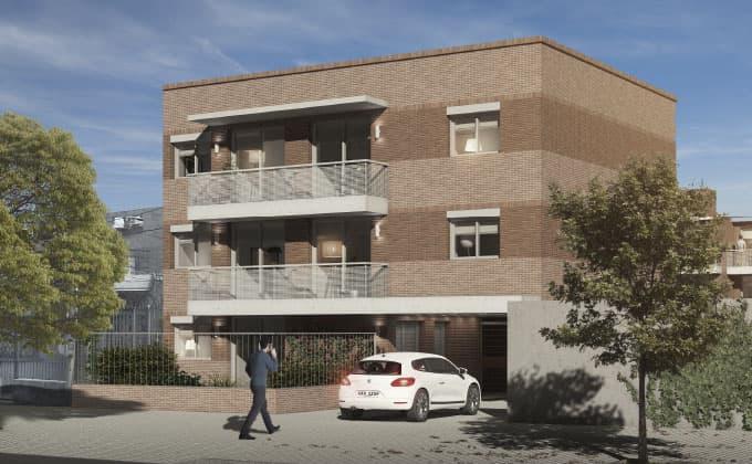 Imagen del Edificio Jardines de Thompson - Foquier Desarrollos Inmobiliarios