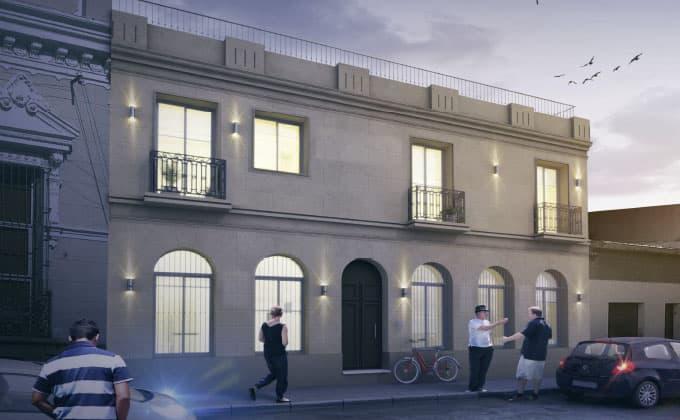 Imagen del Reciclaje Tacuarembó - Foquier Desarrollos Inmobiliarios