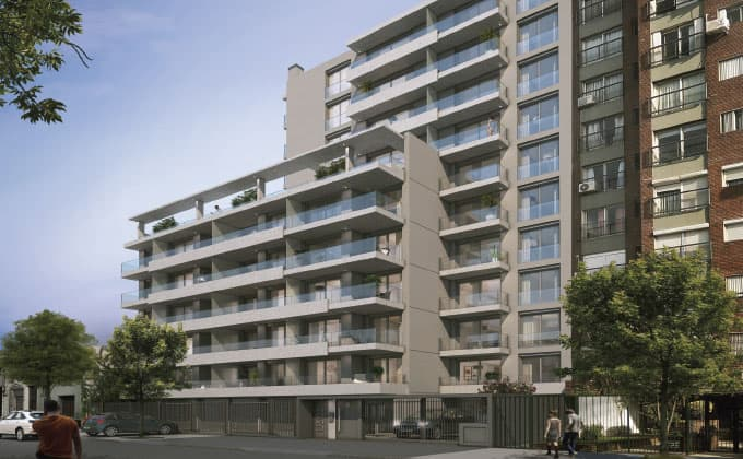 Imagen del Edificio U3031 - Foquier Desarrollos Inmobiliarios