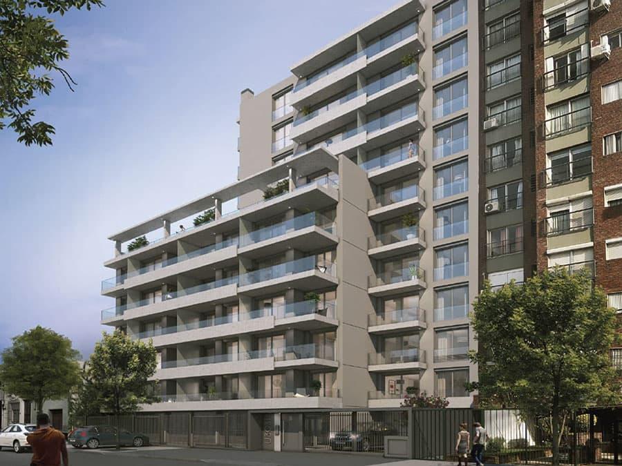 Imagen del Edificio U3031 de Foquier Desarrollos